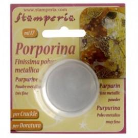 STAMPERIA-PORPORINA SREBRO 15 ml