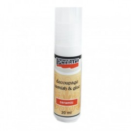 PENTART KLEJ DO CERAMIKI 20ml