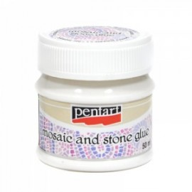 PENTART KLEJ DO MOZAIKI 50ml