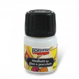 PENTART-MEDIUM DO PORCELANY 30 ml