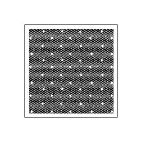 STAMPERIA-STEMPEL KAUCZUKOWY 10x10 cm KROPECZKI