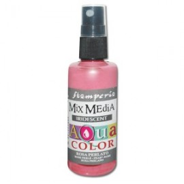 STAMPERIA-AQUACOLOR SPRAY 60ml PERŁOWY RÓŻOWY